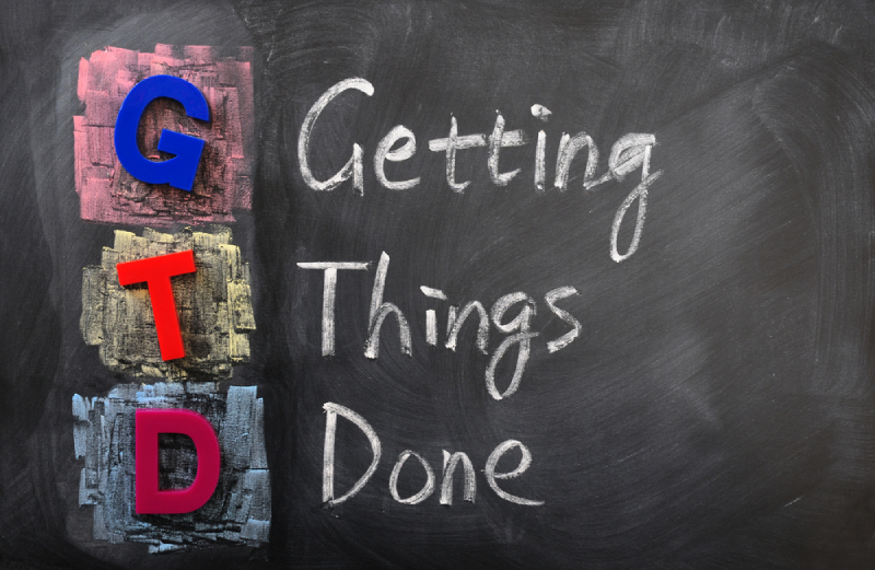 Gardner's Guide To Getting Tasks Done