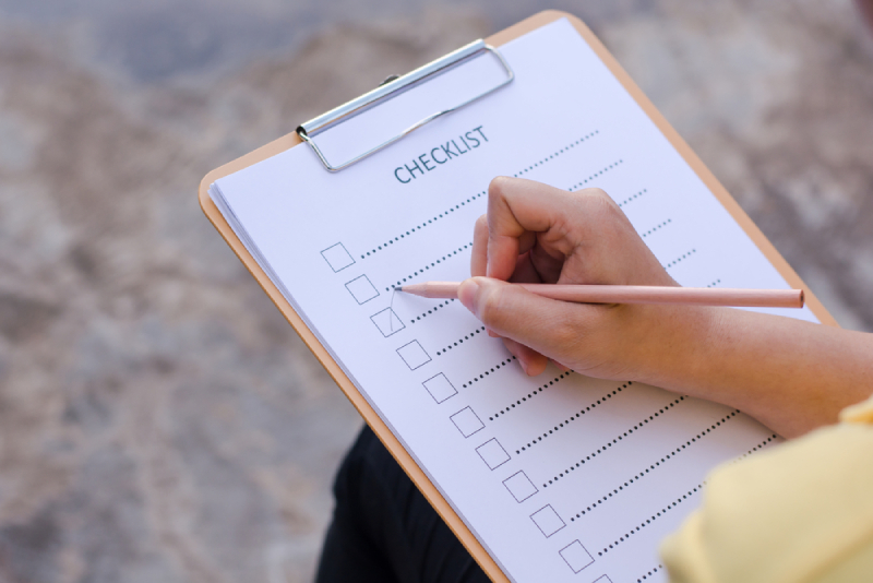A Checklist For Harris County Business Owners' For 2020 Personal Income Taxes
