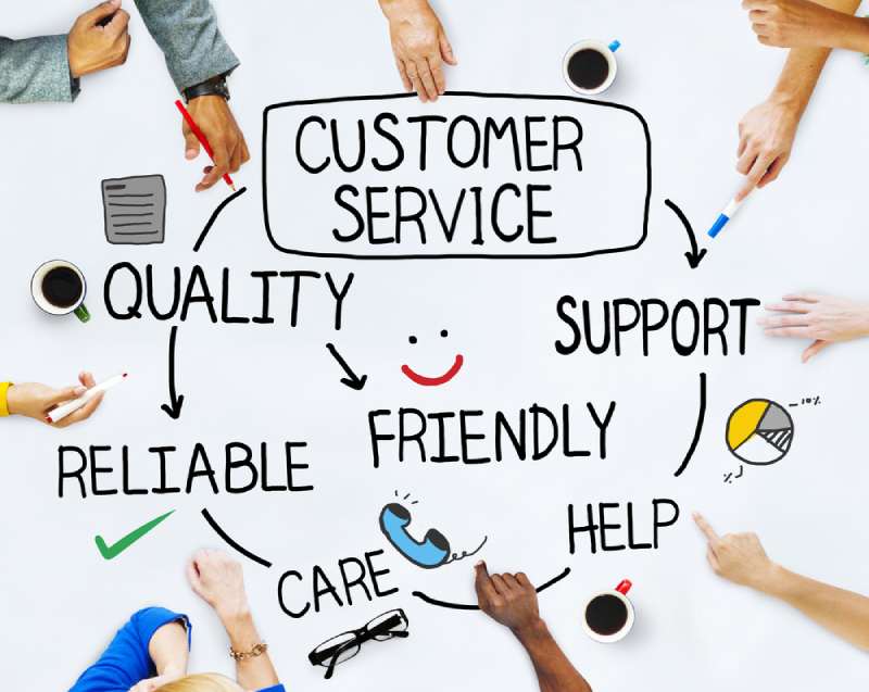 How Harris County Small Businesses Should Handle A Crazy Customer